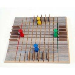 Jogo de Tabuleiro Bloqueio – Mitra